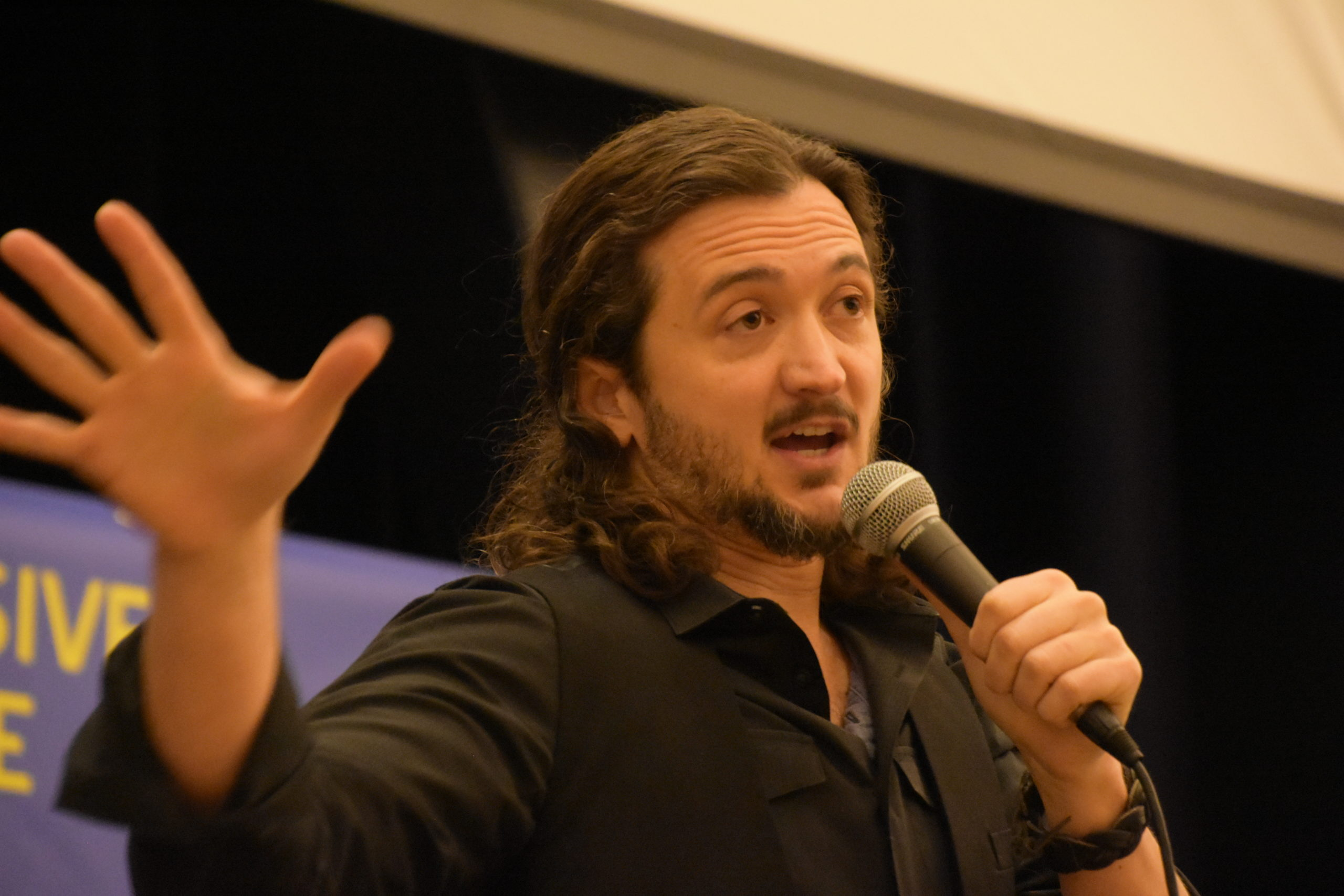 California Progressive Alliance Annual Meeting 2020 Lee Camp