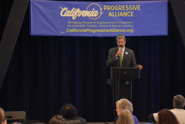 California Progressive Alliance Annual Meeting 2020