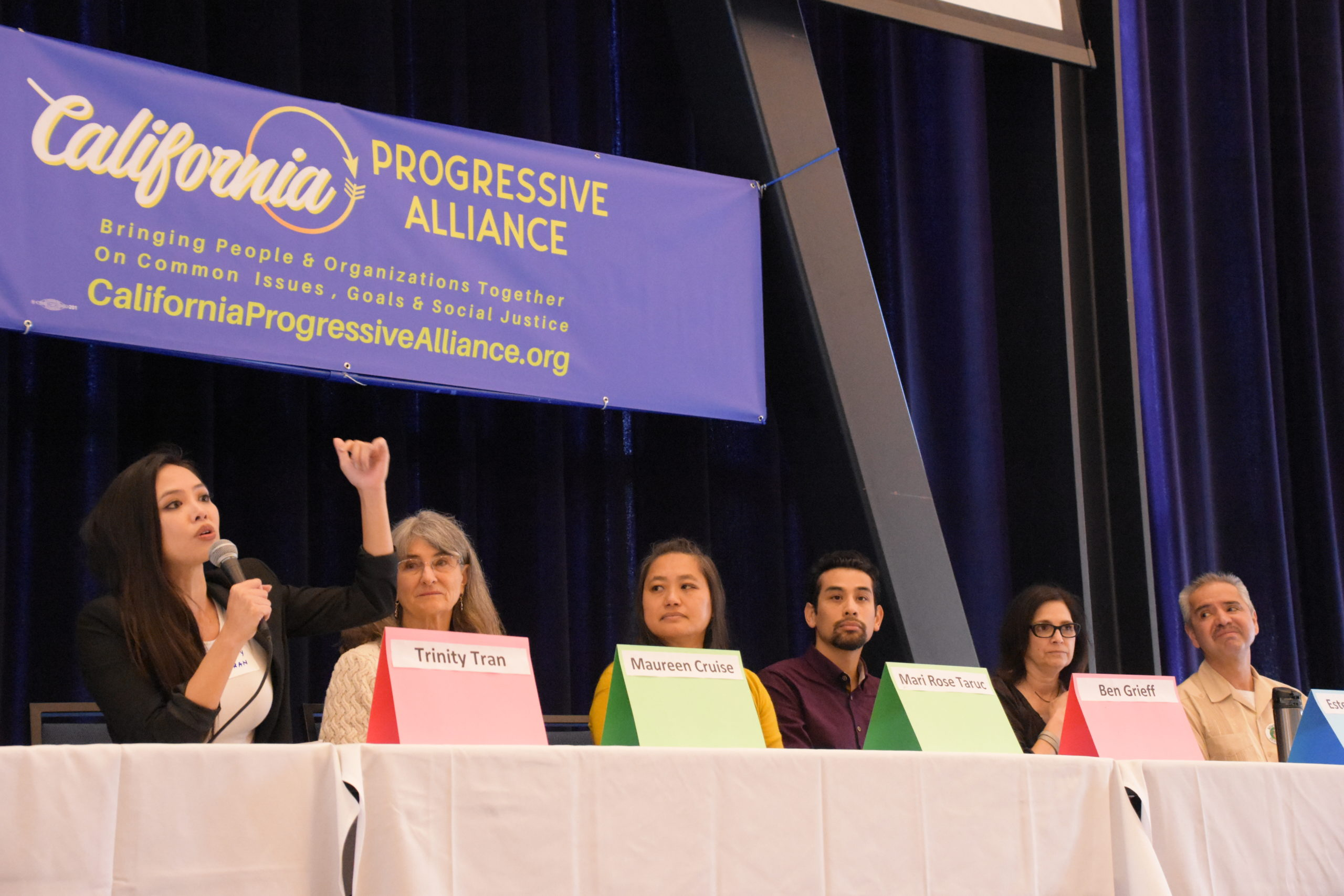 California Progressive Alliance Annual Meeting 2020 - Panel Discussion