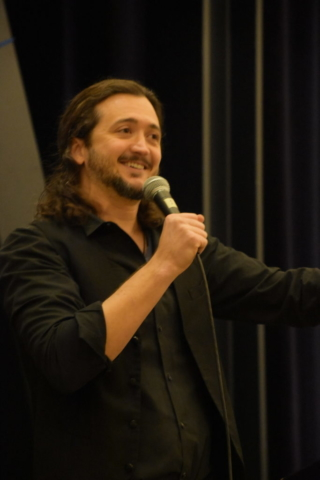 California Progressive Alliance Annual Meeting 2020 - Speaker, Lee Camp